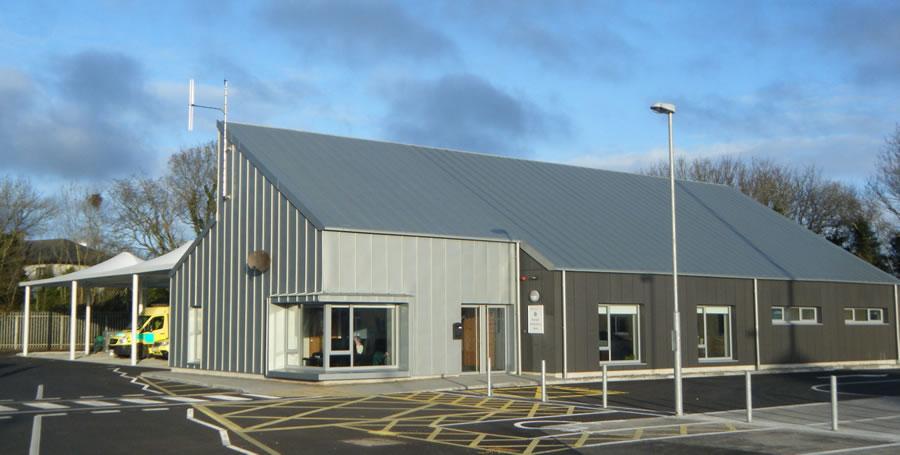 Nenagh Ambulance Base O Brien Builders Miltown Malbay